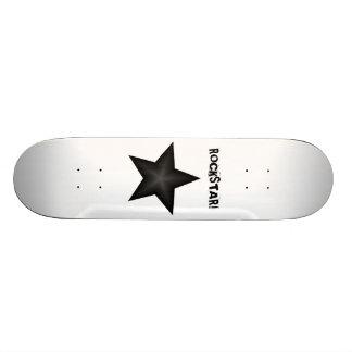 ROCKSTAR! skate board