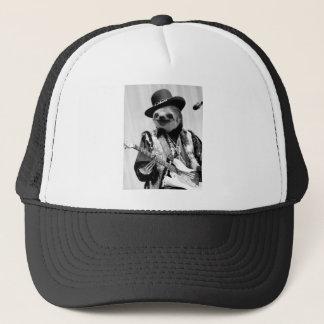 Rockstar Sloth #2 Trucker Hat