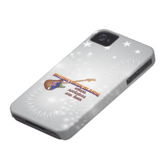 Rockstars are born in British Virgin Islands iPhone 4 Covers