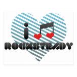 Rocksteady fan postcard