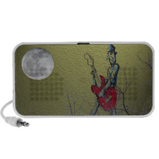 Rocktin Man Cometh Notebook Speakers