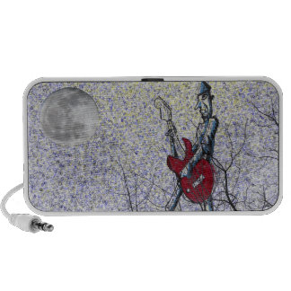 Rocktin Man Cometh! iPhone Speakers
