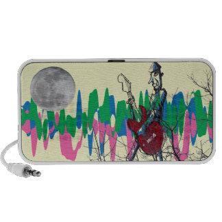 Rocktin Man Cometh! iPod Speaker