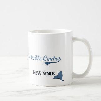 Rockville Centre New York City Classic Basic White Mug