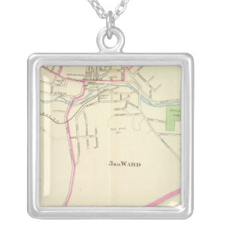 Rockville Silver Plated Necklace