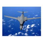 Rockwell B-1 Lancer Postcard
