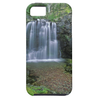 Rockwell Falls in the Two Medicine Valley of iPhone 5 Cases