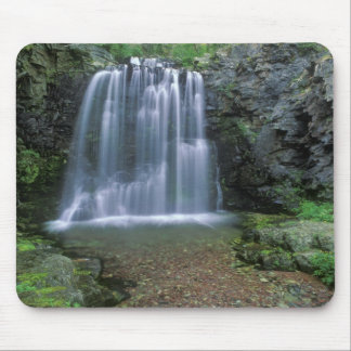 Rockwell Falls in the Two Medicine Valley of Mouse Pad
