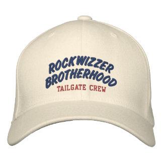 Rockwizzer Brotherhood Tailgate Crew hat 2 Embroidered Baseball Cap