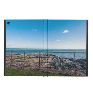 Rocky beach in Ireland (Greystones) Cover For iPad Air