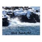 Rocky Coast 3 Postcard