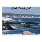 Rocky Coast Postcard