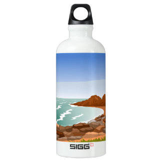 Rocky Coast SIGG Traveller 0.6L Water Bottle