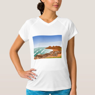 Rocky Coast Womens Active Tee