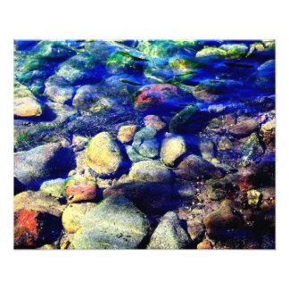 Rocky Creek Bottom Photography Print Photographic Print
