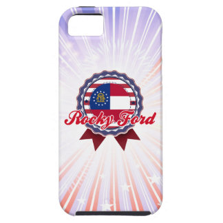 Rocky Ford, GA iPhone 5 Case