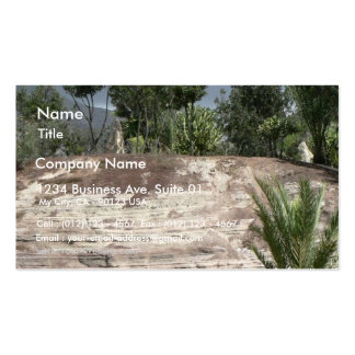 Rocky Hill Side Business Cards