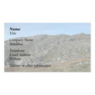 Rocky Hills Near Dursey Head. Ireland. Business Card