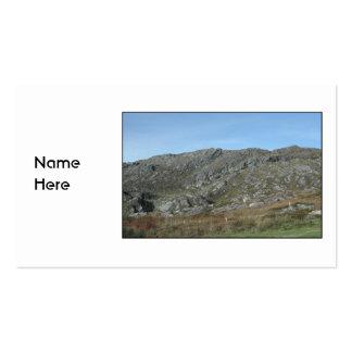 Rocky Hills Near Dursey Head. Ireland. Business Cards