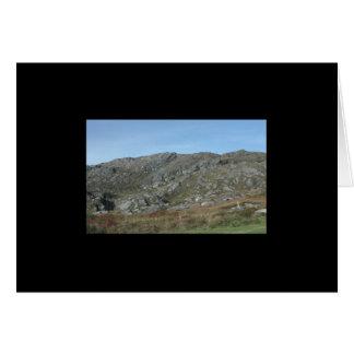 Rocky Hills Near Dursey Head. Ireland. Greeting Card