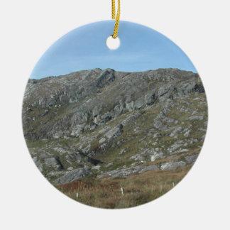 Rocky Hills Near Dursey Head. Ireland. Christmas Tree Ornament