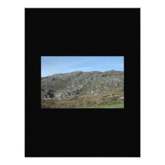 Rocky Hills Near Dursey Head Ireland Custom Announcement