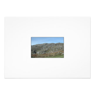 Rocky Hills Near Dursey Head. Ireland. Personalized Announcement