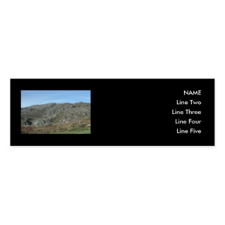 Rocky Hills Near Dursey Head. Ireland. Pack Of Skinny Business Cards