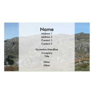 Rocky Hills Near Dursey Head. Ireland. Pack Of Standard Business Cards