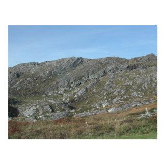 Rocky Hills Near Dursey Head. Ireland. Postcard