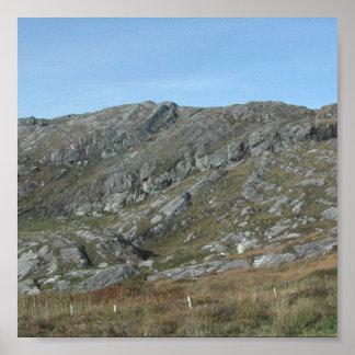 Rocky Hills Near Dursey Head. Ireland. Posters