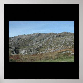 Rocky Hills Near Dursey Head Ireland Posters