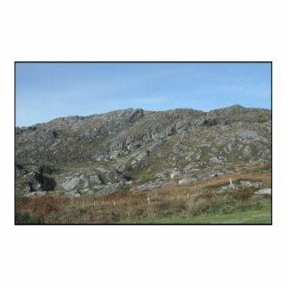 Rocky Hills Near Dursey Head. Ireland. Standing Photo Sculpture