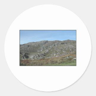 Rocky Hills Near Dursey Head Ireland Sticker