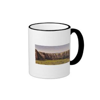 Rocky landscape near Flagey Ringer Mug