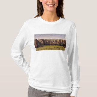 Rocky landscape near Flagey T-Shirt