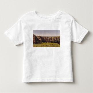 Rocky landscape near Flagey Toddler T-Shirt