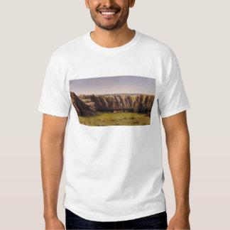Rocky landscape near Flagey Tshirt