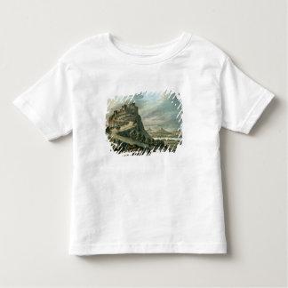 Rocky landscape with castle toddler T-Shirt