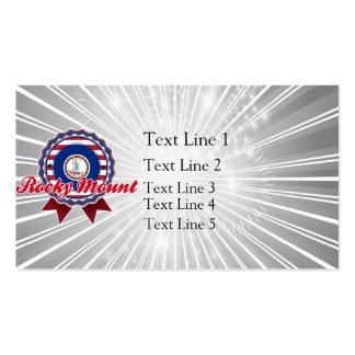 Rocky Mount, VA Business Card Template