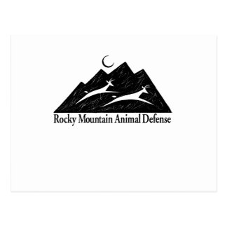 Rocky Mountain Animal Defense 15 oz mug Postcards