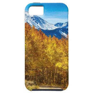 Rocky Mountain Autumn Cruisin iPhone 5 Case