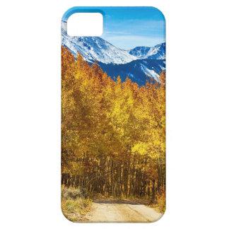 Rocky Mountain Autumn Cruisin iPhone 5 Cover