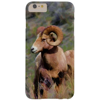 Rocky Mountain Bighorn Sheep Barely There iPhone 6 Plus Case