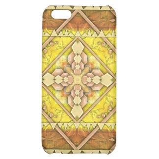Rocky Mountain Bronze iPhone 5C Cases