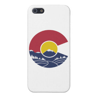 Rocky Mountain Colorado C iPhone 5 Covers