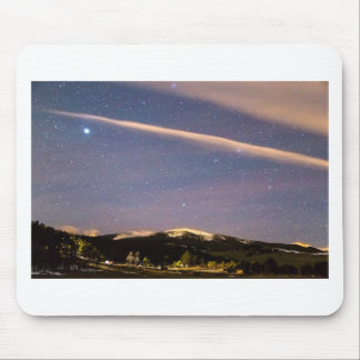 Rocky Mountain Cosmic  Delight Mouse Pad