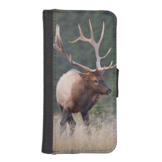 Rocky Mountain Elk iPhone SE/5/5s Wallet Case