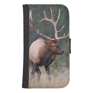 Rocky Mountain Elk Samsung S4 Wallet Case