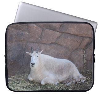 Rocky Mountain Goat Laptop Sleeve
